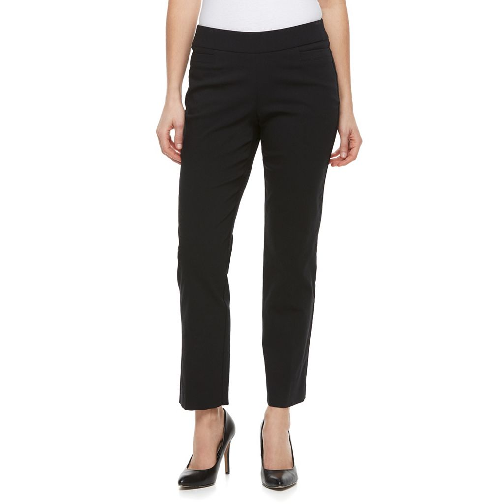 Petite Briggs Millennium Pull-On Pants