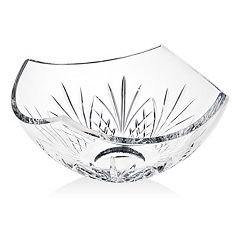 Godinger Dublin Gourmet Crystal Serving Bowl