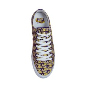 Adult Row One LSU Tigers Victory Sneakers