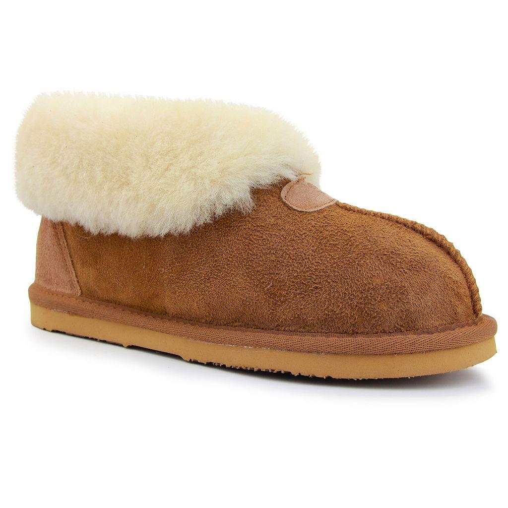 LAMO Doubleface Sheepskin Bootie Women's Ankle Boots