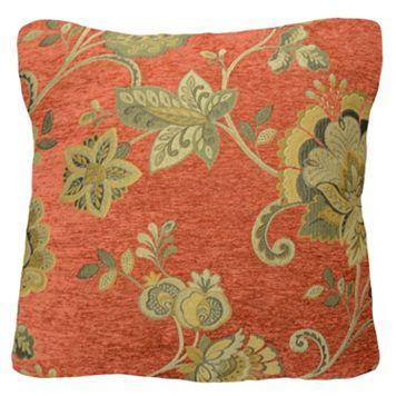 Spencer Home Decor Devendra Floral Throw Pillow