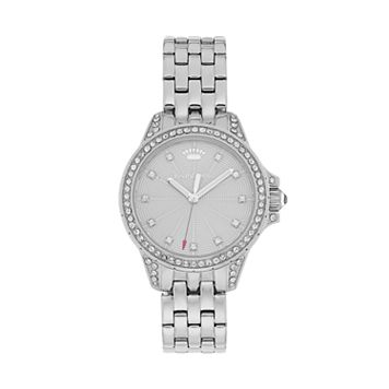 Juicy Couture Women's Charlotte Crystal Stainless Steel Watch - 1901533