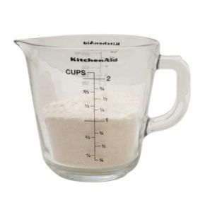 KitchenAid 2-Cup Glass Measuring Cup