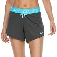 Women's Nike Dry Training Fold Over Shorts