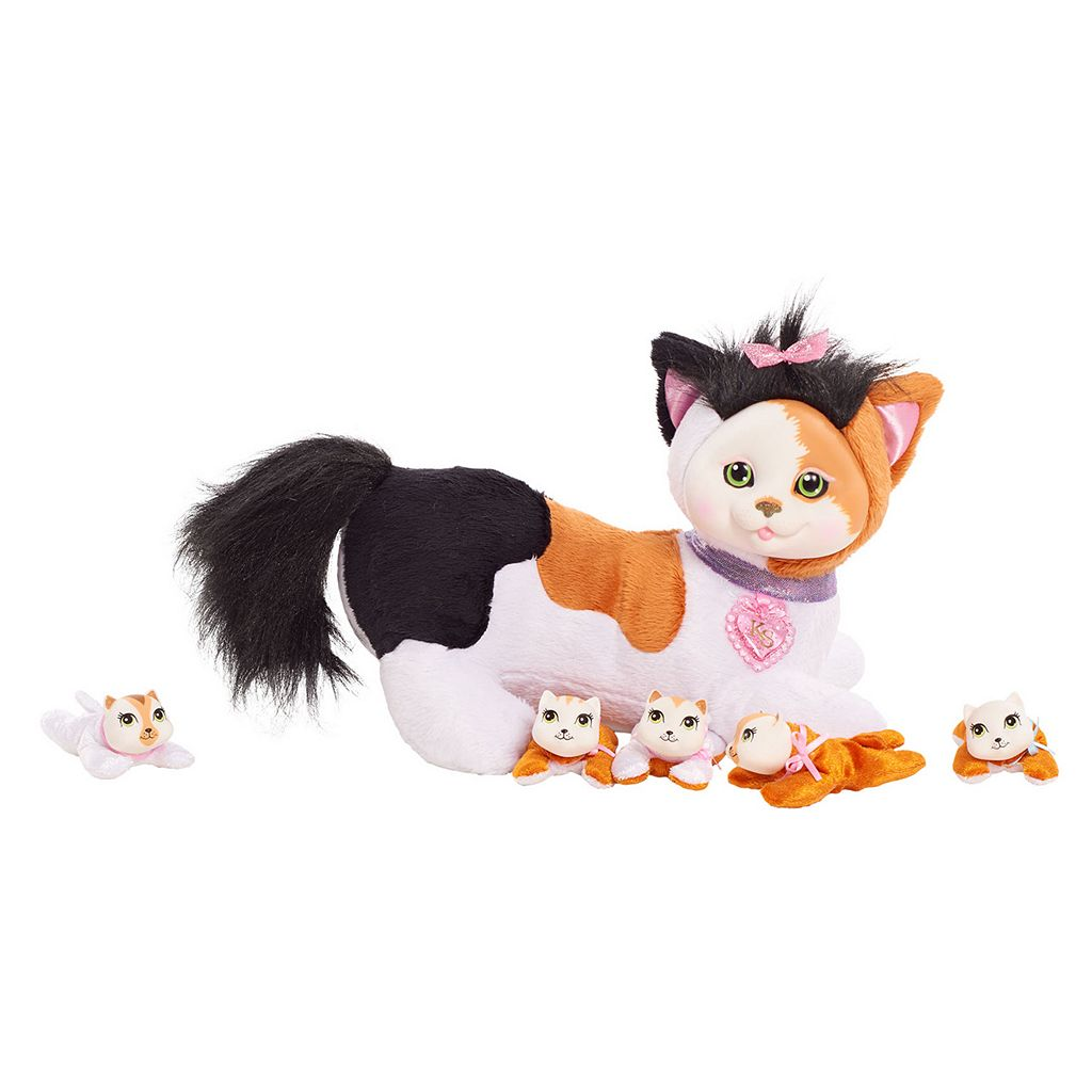 Kitty Surprise Siena Plush Toy