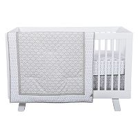 Trend Lab Art Deco 3-pc. Crib Bedding Set