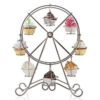 Godinger Ferris Wheel Cupcake Holder