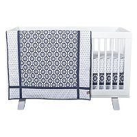Trend Lab Hexagon 3-pc. Crib Bedding Set