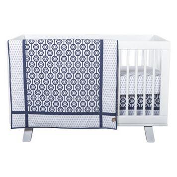 Trend Lab Hexagon 3-pc. Crib Bedding Set
