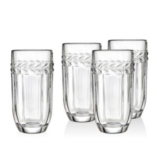 Godinger Classico 4-pc. Crystal Highball Glass Set