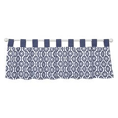 Trend Lab Hexagon Window Valance