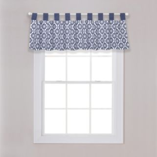 Trend Lab Hexagon Window Valance