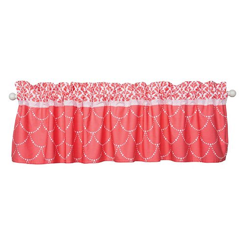 Trend Lab Shell Window Valance