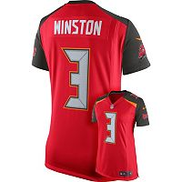 Women's Nike Tampa Bay Buccaneers Jameis Winston Game NFL Replica Jersey