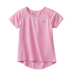 Girls 4-6x Champion Raglan Athletic Tee