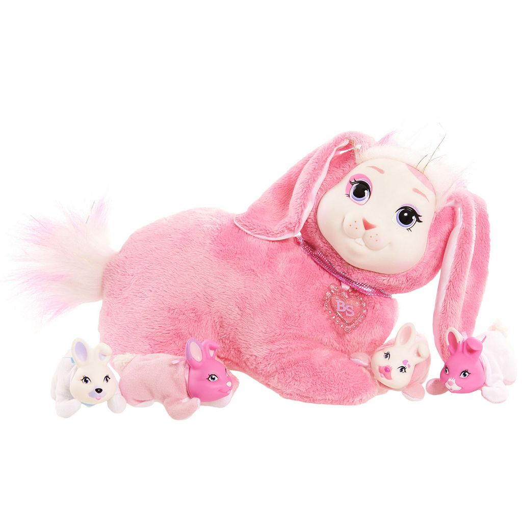 Bunny Surprise Honey Bun Plush Toy