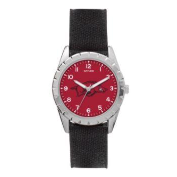 Kids' Sparo Arkansas Razorbacks Nickel Watch