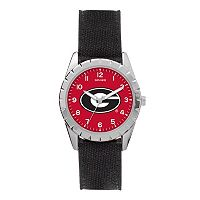 Kids' Sparo Georgia Bulldogs Nickel Watch