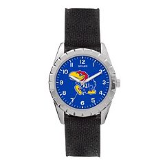 Kids' Sparo Kansas Jayhawks Nickel Watch