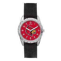 Kids' Sparo Louisville Cardinals Nickel Watch