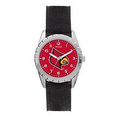 Kids' Sparo Louisville Cardinals Nickel Watch