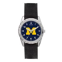 Kids' Sparo Michigan Wolverines Nickel Watch