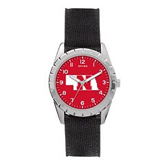 Kids' Sparo Nebraska Cornhuskers Nickel Watch