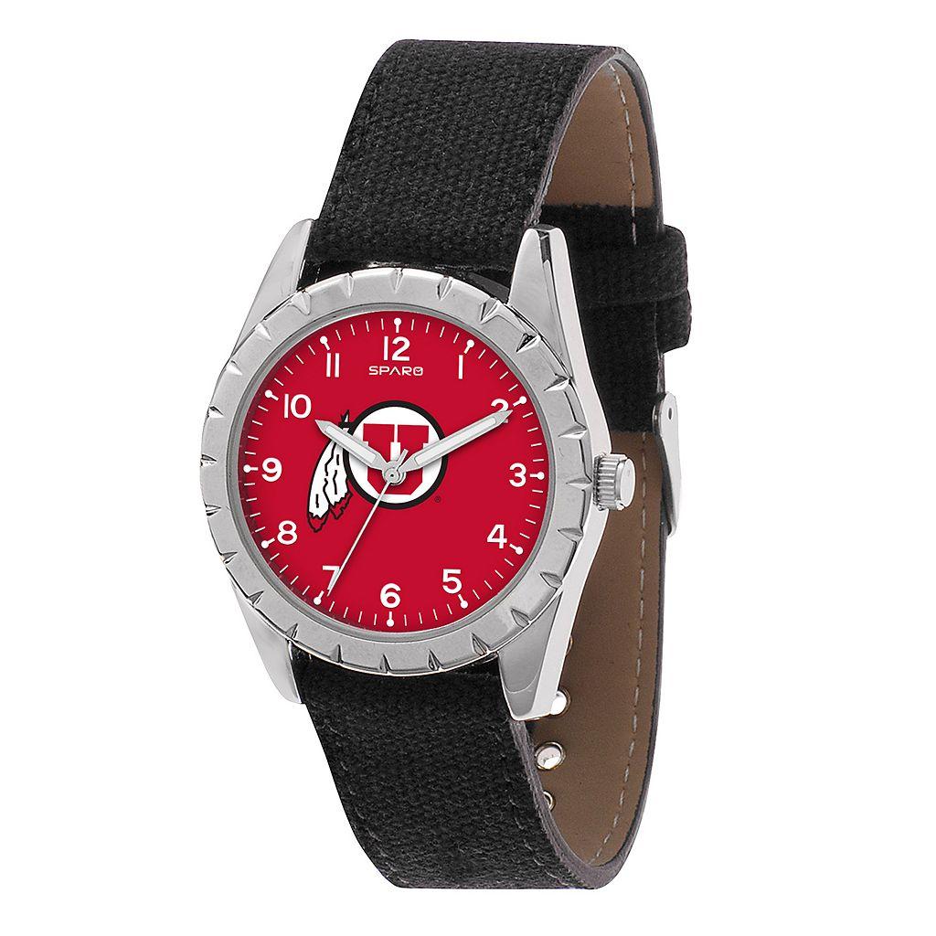 Kids' Sparo Utah Utes Nickel Watch