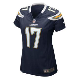 Women's Nike San DiegoChargers Philip Rivers Game NFL Replica Jersey