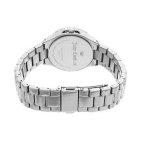 Juicy Couture Women's Gwen Crystal Stainless Steel Watch - 1901436