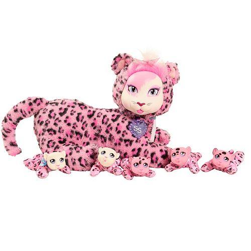Safari Surprise Bianca Plush Toy