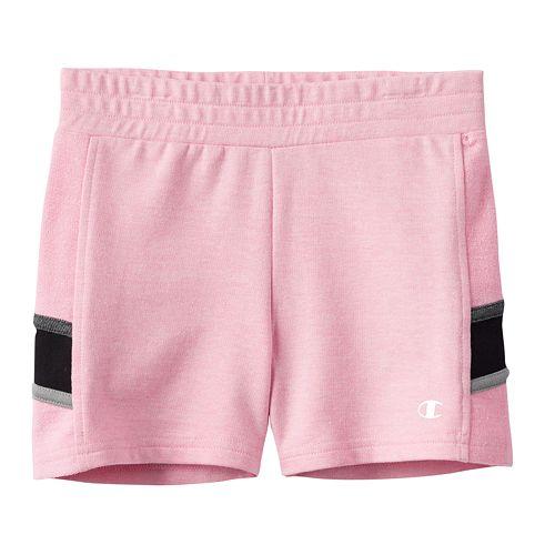 Girls 4-6x Champion French Terry Shorts