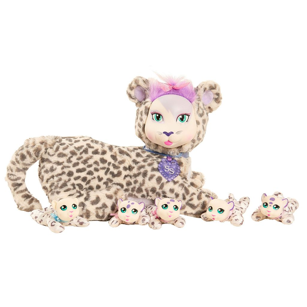 Safari Surprise Duchess Plush Toy