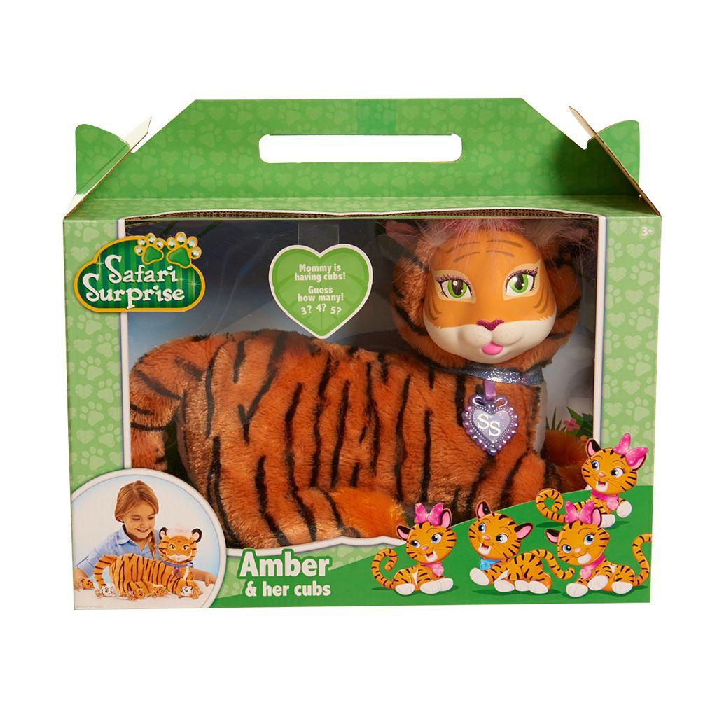 Safari Surprise Amber