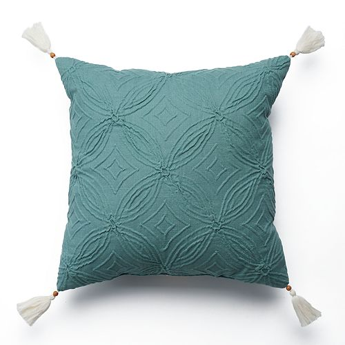 SONOMA Goods for Life™ Jacquard Geo Throw Pillow