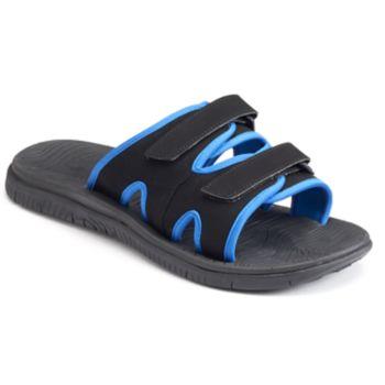 Men's Tek Gear® Adjustable Slide Sandals