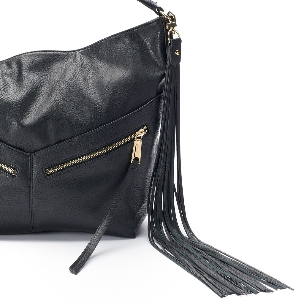 Juicy Couture Long Tassel Key Chain