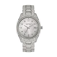 Caravelle New York by Bulova Women's Crystal Stainless Steel Watch - 43M112