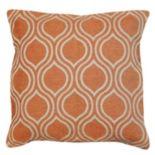 Spencer Home Decor Arabian Nights Lattice Chenille Throw Pillow