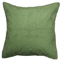 Spencer Home Decor Bubble Dots Plush Throw Pillow