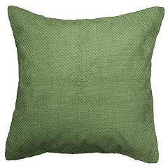 Spencer Home Decor Bubble Dots Plush Throw Pillow