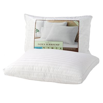 Home Classics Down Surround Extra Firm-Support Standard Pillow