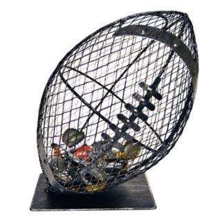 New View Metal Football Bottle Cap Collector