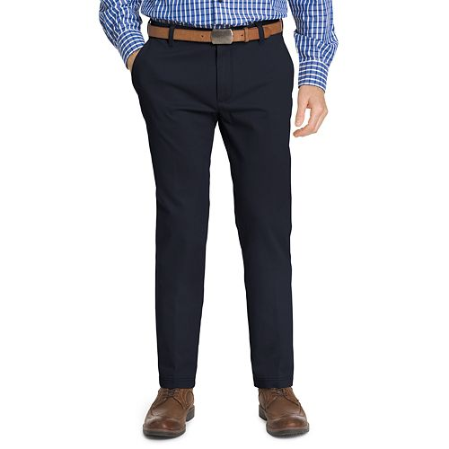 Men's IZOD Slim-Fit Performance Stretch Flat-Front Pants