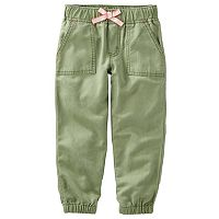 Girls 4-8 OshKosh B'gosh® Twill Pants