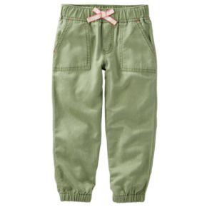 Girls 4-8 OshKosh B'gosh® Twill Pants