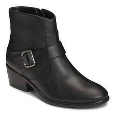 A2 by Aerosoles My Way Women's Moto Boots by