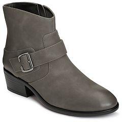 A2 by Aerosoles My Way Women's Moto Boots