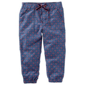 Girls 4-8 OshKosh B'gosh® Geometric Pants