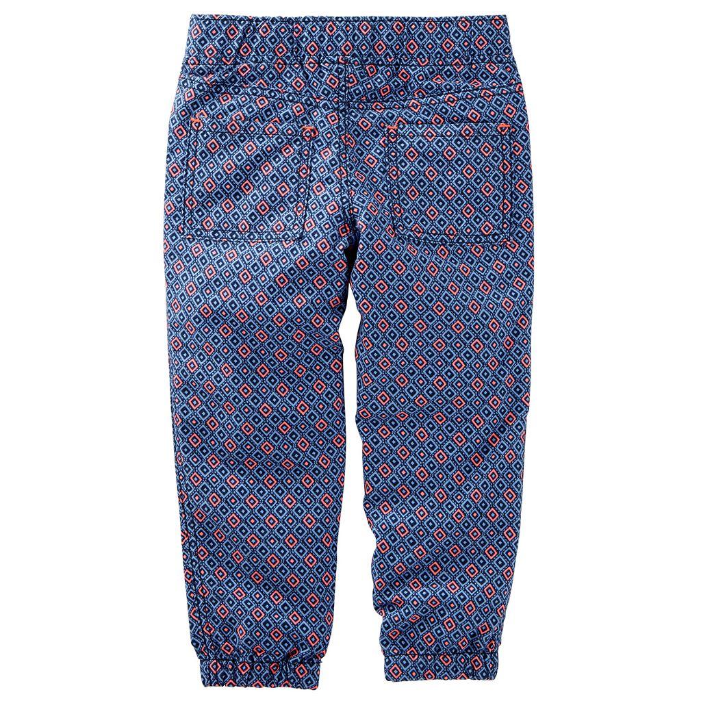 Girls 4-8 OshKosh B'gosh® Geometric Pants